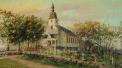 Frogn Kirke (Frogn Church)