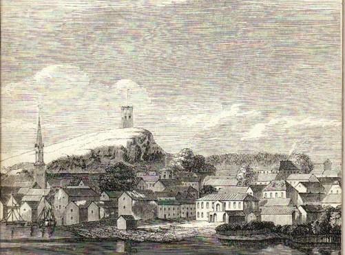 Old Tonsberg